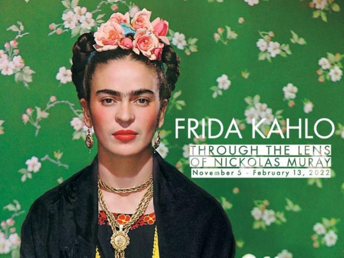 Frida Kahlo: Through the Lens of Nickolas Muray Photo