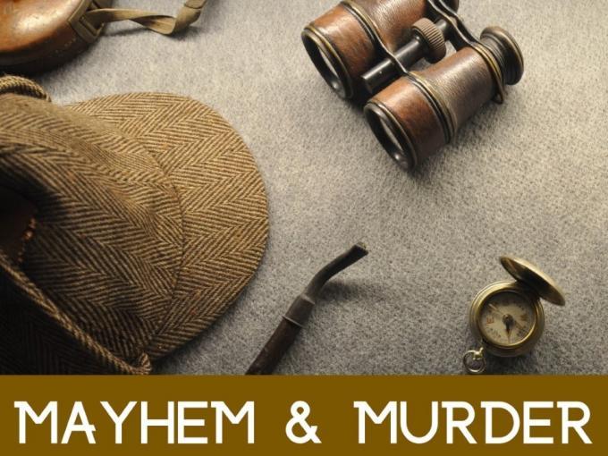 Mayhem and Murder at Rockwood Museum Photo