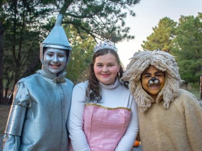 Children's Fantasy Trail Photo