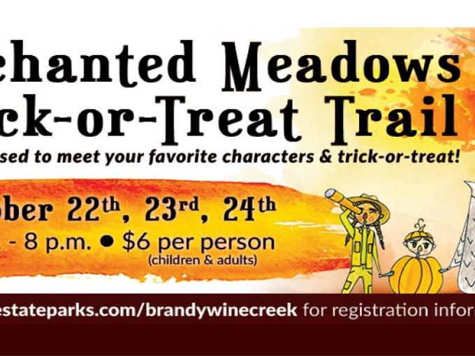 Enchanted Meadows Trick or Treat Trail! Photo